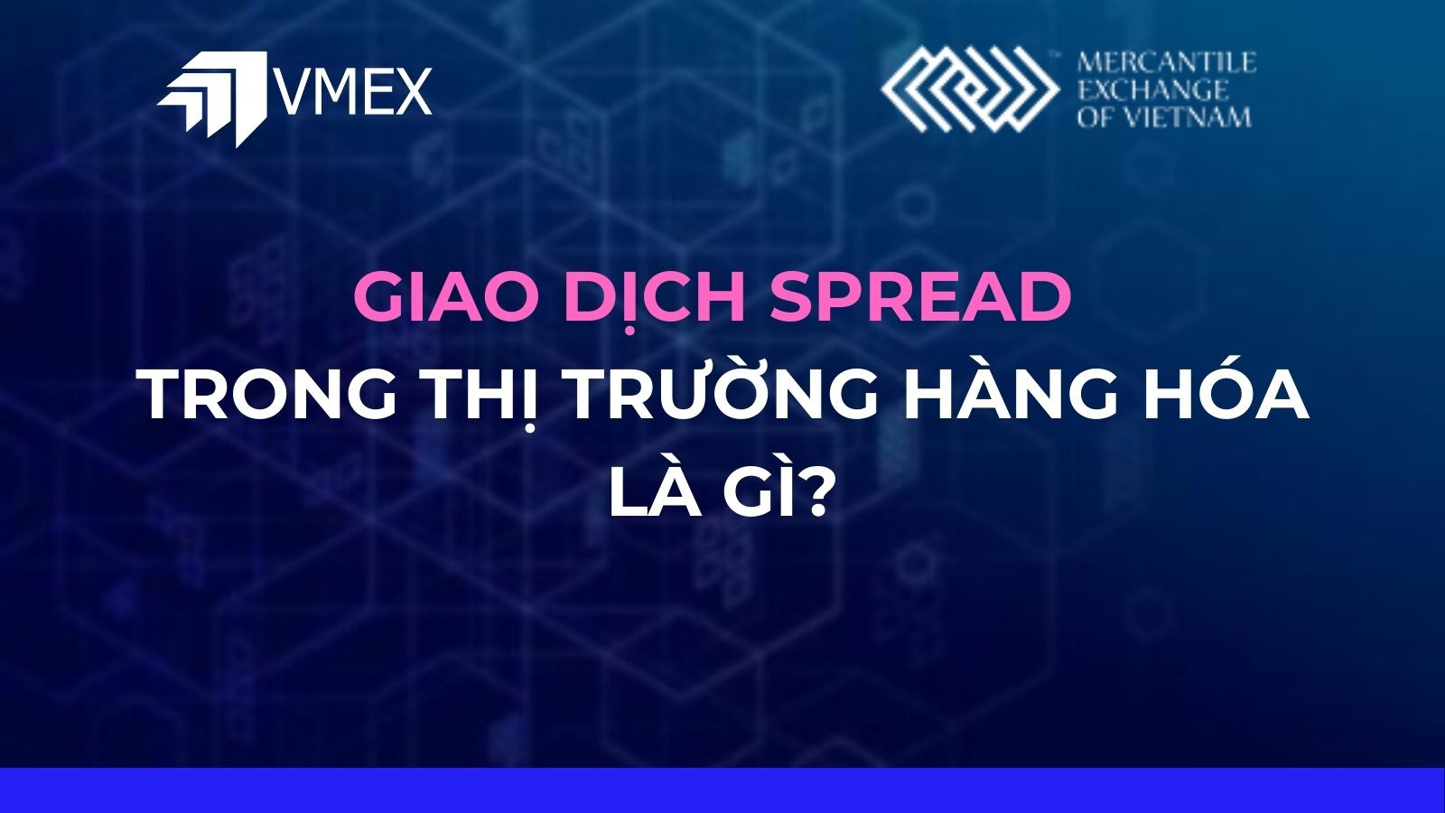 Giao dịch spread