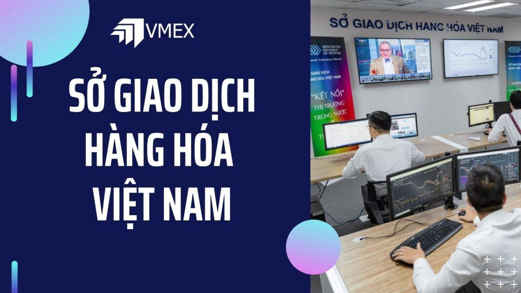 Sở giao dịch hàng hóa Việt Nam